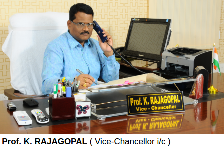Prof. K. RAJAGOPAL
